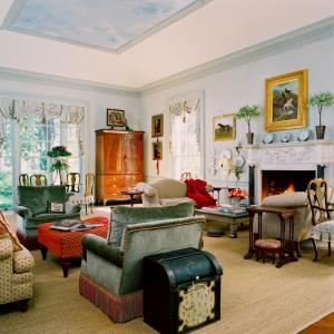 Interior-Design-Houston- Maison-Maison-Antiques